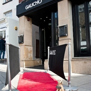 There's always a red carpet at Gaucho Grill, 64 Heath street