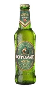 The perfect match both in the glass and in the dish,Birra Moretti Doppio Malto