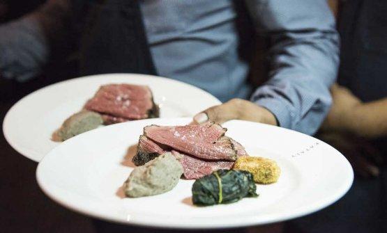 Stabile's Florentine steak