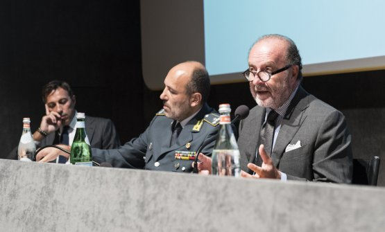 General Cosimo Di Gesùand professorSeverino Salvemini