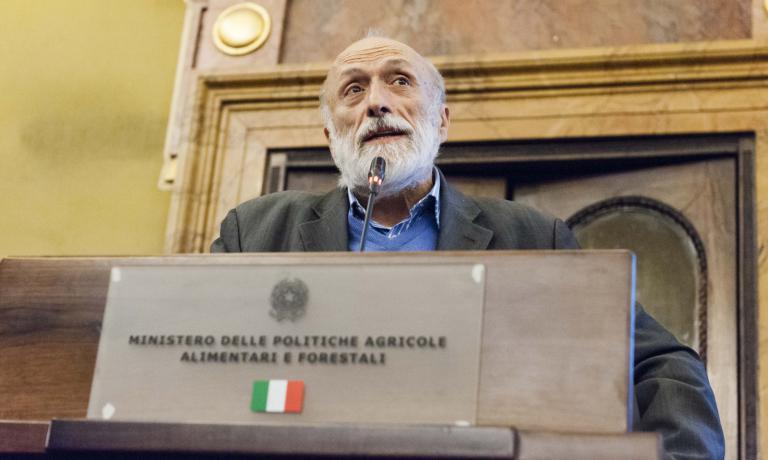 Carlin Petrini's speech