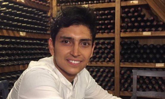 Osteria Volpaia, il favoloso mondo del colombiano Juan Camilo Quintero