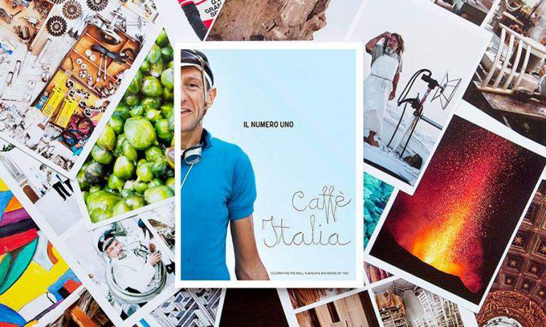 The first issue of Caffè Italia, subtitled Celebrating the soul, flavour & backbone of Italy, a series conceived by Swedish photo-reporter Johanna Ekmark, who's been living in our country for over 30 years. The project is focused on the stories of great Italian craftsmanship (not just food) escaping any possible stereotype. You can buy it online from caffeitalia.se, for 33 euros