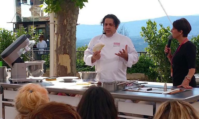 Gianluca Fusto in Mougins
