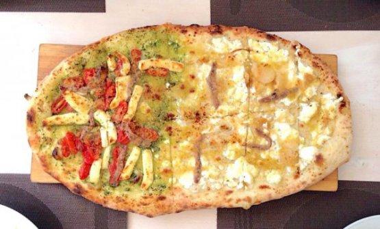 A Palermo: la pizza come uno sfincione