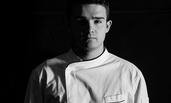 The story of Albanian Bleri Dervishi, who landed in Italy with his mum when he was three. He's now the chef at Locanda Nerello inside relais Monaci delle Terre Nere, on Etna