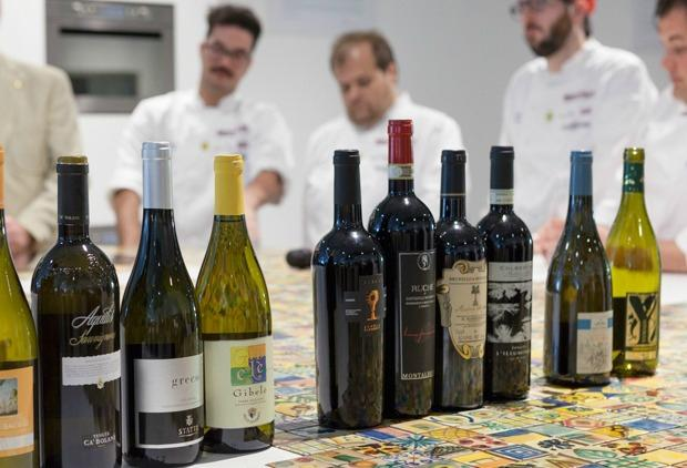 Excellent wines and great chefs: the winning pair at the Roma Food & Wine Festival, at Eataly in Rome from Saturday to Monday