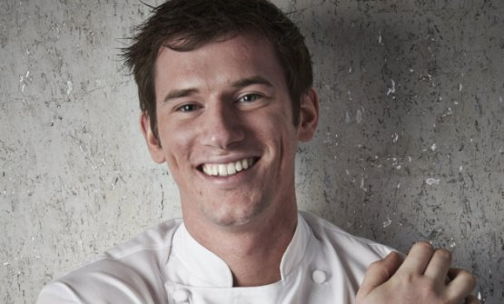 Adam Handling, 29 years old, Scottish, at the helm of London restaurants The FrogE1 (2 Ely's Yard, Old Truman Brewery, Hanbury Street), Frog (34-38 Southampton street) and Bean & Wheat (ph. www.adamhandling.co.uk)