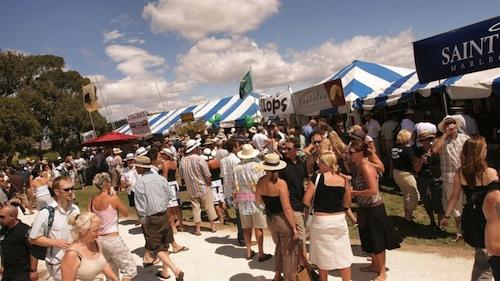 The Marlborough Wine and Food Festival is one of the most important events of the kind in New Zealand: it takes place every year, on the second Saturday of February (photo newzealand.com)