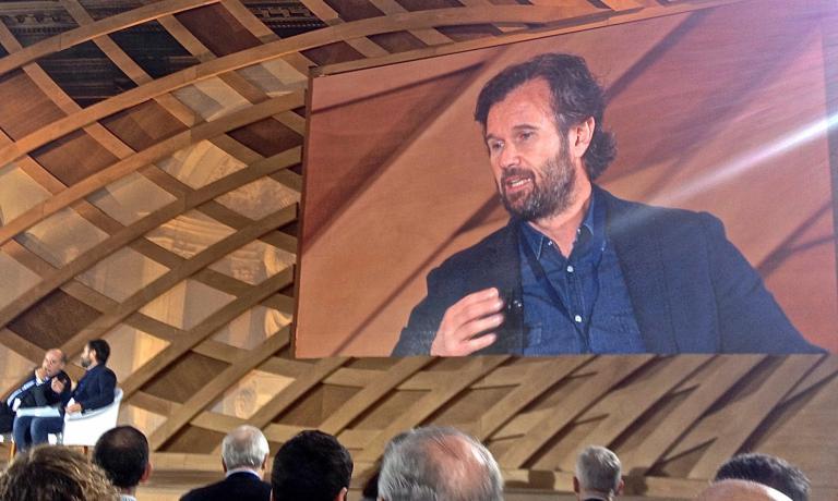 Carlo Cracco spoke about the criteria to define a restaurant