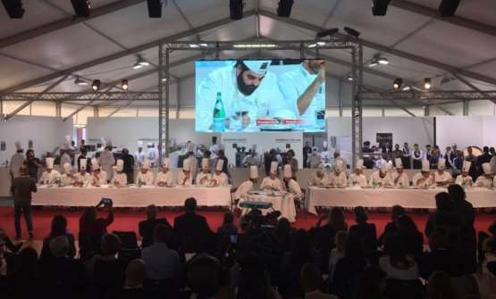 The jury of the Bocuse d'Or