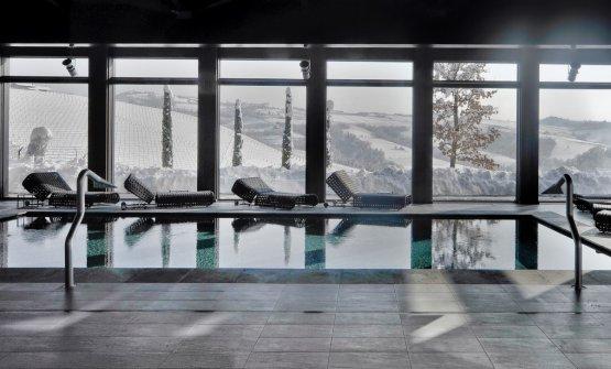 The spa at Il Boscareto