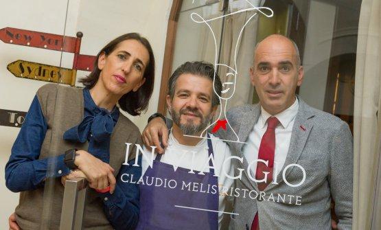 Monica Wieser Melis, Claudio Melis, Roberto Wieser