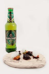 Le lumache e la birra, il piatto salato con cui Milone si è aggiudicato la seconda edizione del Premio Birra Moretti 2012