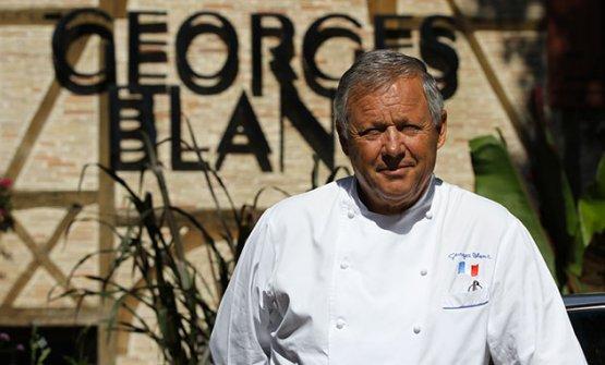 Georges Blanc, born in 1943