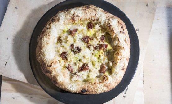 Pizza Grana, Pepe e Fantasia byFranco Pepe