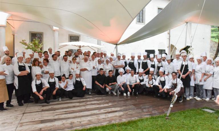 The chefs participating in Ea(s)t Lombardy
