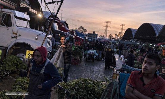 The Central de Abastos market in Mexico City, in a photo by Per-AndersJörgensen (reportage by Nicholas Gill)