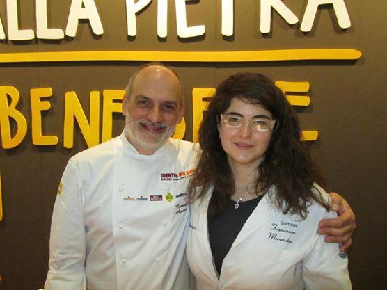 Morandin with the greatCorrado Assenza
