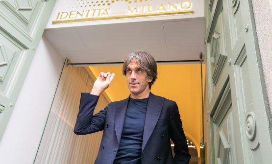 Davide Oldani's debut