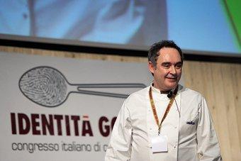Ferran Adrià atIdentità Milano 2006