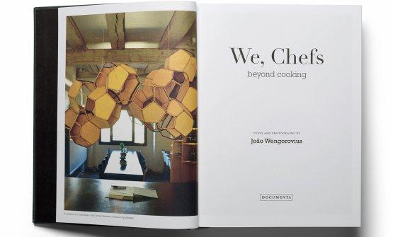 """We, chefs"", byJoao Wengorovius"