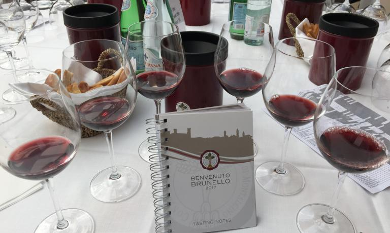 Benvenuto Brunello 2017 has ended, presenting the 2012 vintage and the 2011 Riserva. Excellent signals come from Montalcino