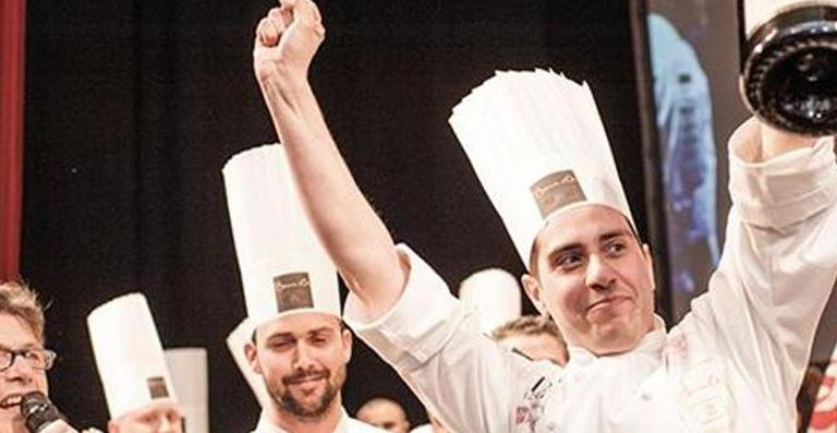 2nd February 2016: Marco Acquaroli from Bergamo wins the Italian finals of the Bocuse d'Or. Yet in Budapest he doesn't get qualified for the world finals