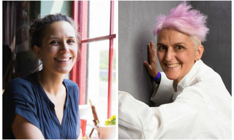 Alice Delcourt and Cristina Bowerman will be the two protagonists of an appetizing fourhanded menu on the night of Saturday 8th August at Identità Expo S.Pellegrino. For reservations (the price is 75 euros for four courses including wines) send an email to: expo@magentabureau.it. Tel: +39.02.62012701
