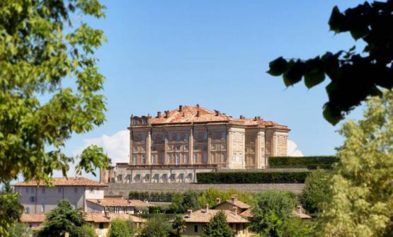 Guarene castle