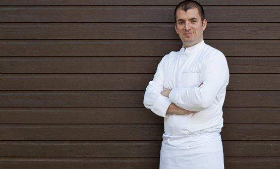 Chef Alessandro Martellini