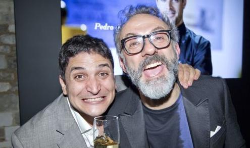 Mauro ColagrecoandMassimo Bottura