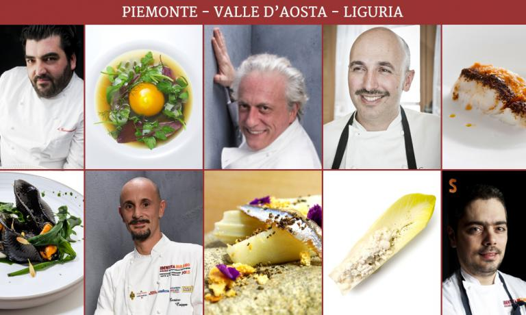 What will be the dish of 2016 of the greatest Italian chefs? Identità Golose asked them directly: the result is a series of articles presenting the best and most recent fine dining creations of the most famous kitchen signatures. The first episode is dedicated to the Northwest: Piedmont, Aosta Valley and Liguria. Next episode Lombardy