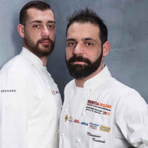 Christian e Manuel Costardi