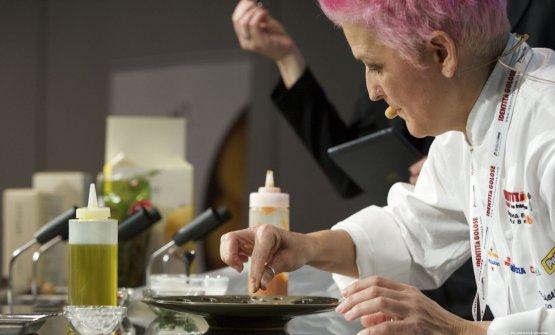 Cristina Bowerman, chef fromGlass Hostaria, Rome