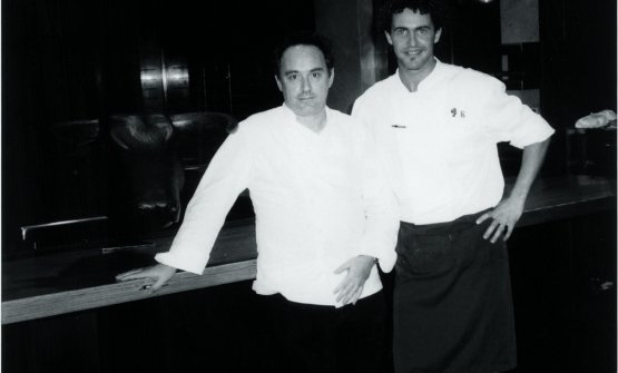 Ferran AdriàandStefano Baiocco