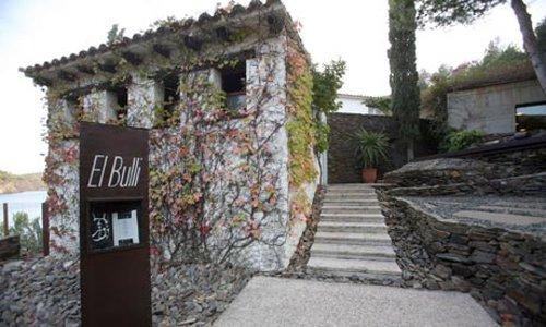 The historic elBulliin Cala Montjoi