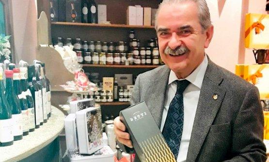 Fiorenzo Detti, concentrato di sapienza che finisce in bottiglia. Di whisky