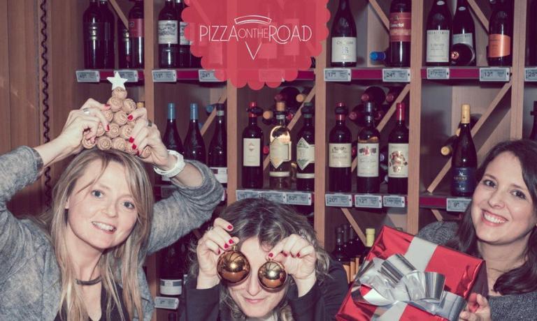 Alessandra Farinelli, Tania Mauri and Luciana Squadrilli, authors of La Buona Pizza (Giunti Editore). The latter two have also signed this piece for Identità Golose