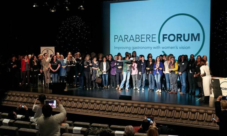 The Parabere Forum took place in Bilbao. There were many Italian representatives, including Cristina Bowerman whom we asked to write about it