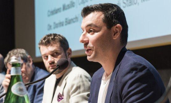 Enrico Bartolini and Luca Fantin