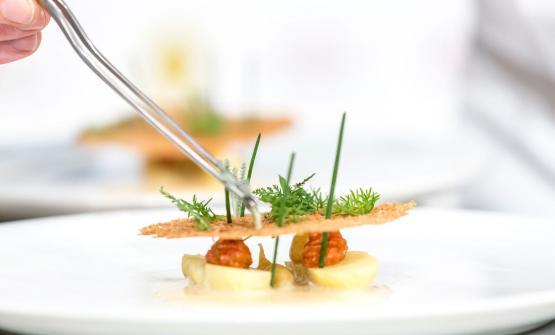 Alfio Ghezzi'sTartiflette alla mia maniera is one of the dishes presented at Identità di Montagna. Here'sMariella Caruso's report