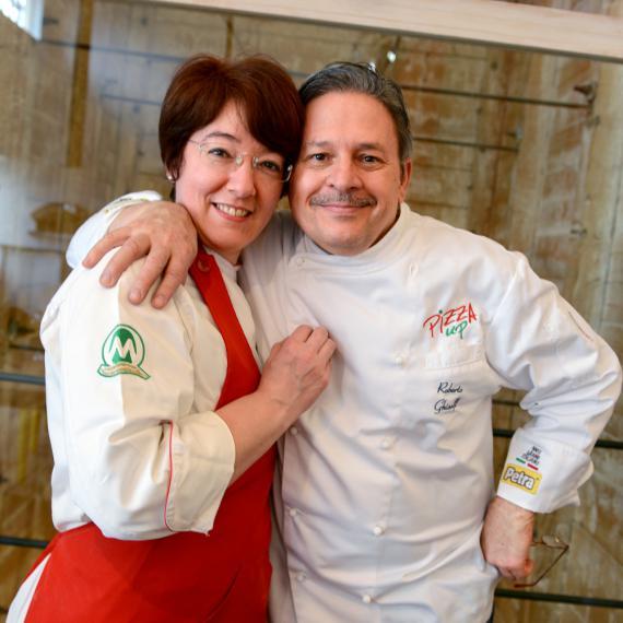 Roberto e Fiorella Ghisolfi