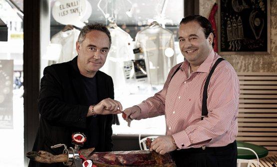 Ferran AdriàandJoséGómez