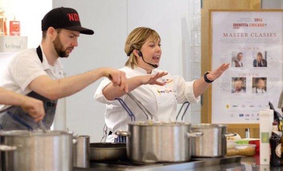 American chefSarah Grueneberg