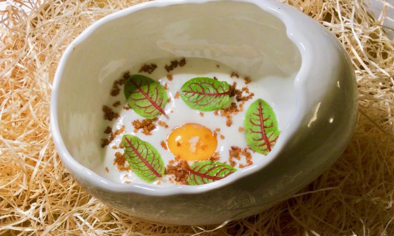 Guidara's egg