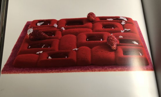 Aesthetics: Torta rossa