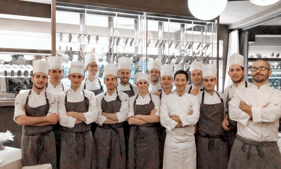 The team at Leone Felice