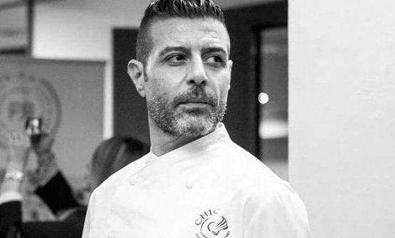Armando Codispoti, born in Calabria in 1971, is the chef at restaurant Gavi in Beirut since three years ago. In July, he'll open Otium in Milan