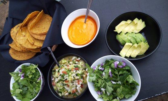 Fish taco for lunch, byRocio Sanchez